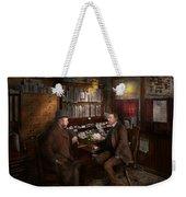 Police - The Private Eye - 1902  Weekender Tote Bag