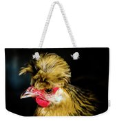 Polish Hen Weekender Tote Bag