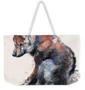 Polish Wolf Pup Weekender Tote Bag