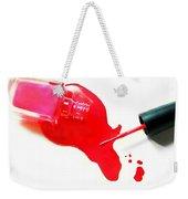 Polished Weekender Tote Bag