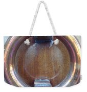 Polished Door Knocker Weekender Tote Bag