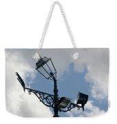 Polite Lamppost Weekender Tote Bag