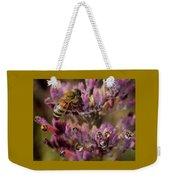 Pollen Bees Weekender Tote Bag