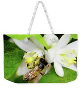 Pollen - Covered - Bee Weekender Tote Bag