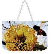 Pollinating Weekender Tote Bag