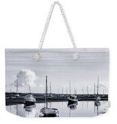Reflections In A Creek  Weekender Tote Bag