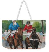 Polo In The Afternoon 2 Weekender Tote Bag