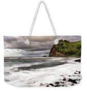 Pololu Whitewash Weekender Tote Bag
