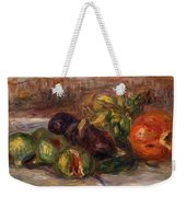 Pomegranate And Figs Weekender Tote Bag