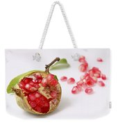 Pomegranate And Seeds  Weekender Tote Bag