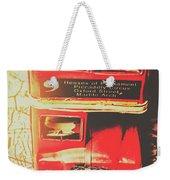 Pommy Promenade Weekender Tote Bag