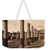 Pompeii, Excavation Weekender Tote Bag