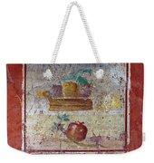 Pompeii Pomegranate Still Life Fresco 1 Weekender Tote Bag