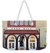 Ponca City City Hall Weekender Tote Bag