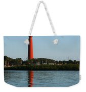 Ponce Inlet Lighthouse Weekender Tote Bag