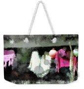 Poncho Porch Weekender Tote Bag