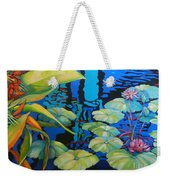 Pond 1 Pond Series Weekender Tote Bag