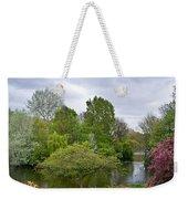 Pond At Buckingham Palace London Weekender Tote Bag