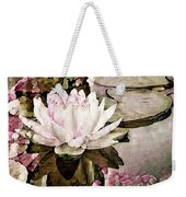 Pond At Water House Weekender Tote Bag
