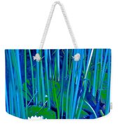 Pond Lily 6 Weekender Tote Bag