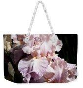 Pond Lily Iris  Weekender Tote Bag