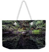 Pond Reflections -- Tongass National Forest Alaska Weekender Tote Bag