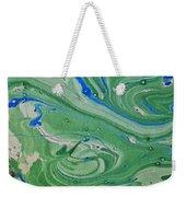 Pond Swirl 1 Weekender Tote Bag