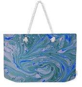 Pond Swirl 3 Weekender Tote Bag