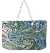 Pond Swirl 4 Weekender Tote Bag