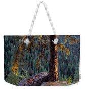 Ponderosa Pine Weekender Tote Bag