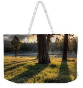Ponderosa Pine Meadow Weekender Tote Bag