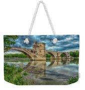 Pont D'avignon France_dsc6031_16 Weekender Tote Bag