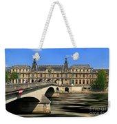 Pont Du Carrousel Weekender Tote Bag
