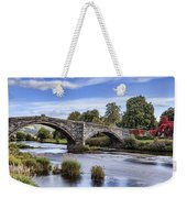 Pont Fawr Weekender Tote Bag