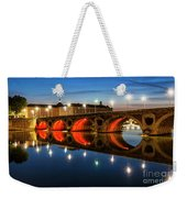Pont Neuf In Toulouse Weekender Tote Bag