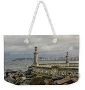 Ponta Da Praia Weekender Tote Bag