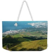 Ponta Delgada And Lagoa Weekender Tote Bag