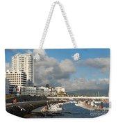 Ponta Delgada Waterfront Weekender Tote Bag