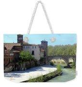 Ponte Cestio Weekender Tote Bag