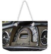 Pontiac Silver Streak Weekender Tote Bag
