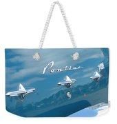 Pontiac Style Weekender Tote Bag