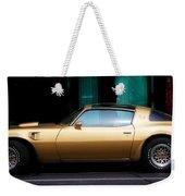Pontiac Trans Am Weekender Tote Bag