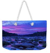 Pony Pasture Sunset Weekender Tote Bag by Jemmy Archer