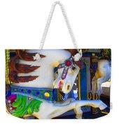 Pony Carousel - Pony Series 6 Weekender Tote Bag
