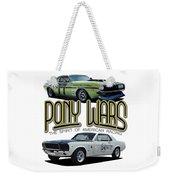 Pony War Classics Weekender Tote Bag