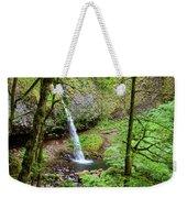 Ponytail Falls, Oregon Weekender Tote Bag