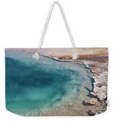 Pool's Edge One Weekender Tote Bag