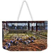 Pool Of Sorrow Weekender Tote Bag