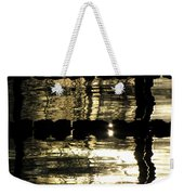 Pool Reflections Four Weekender Tote Bag