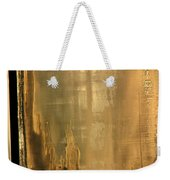 Pool Reflections Three Weekender Tote Bag